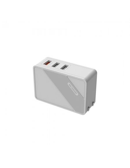 Cargador USB 24W (QC 3.0)