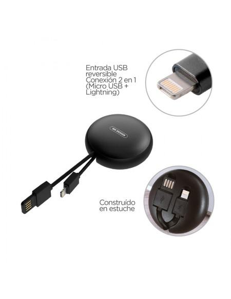Cable Elástico 2-en-1