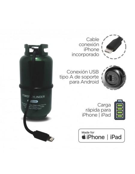 Batería Portable iPhone Austin