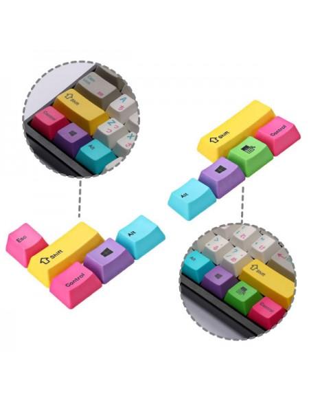 Set 10 Keycaps WINDOWS